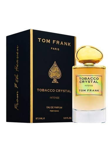 Tom Frank Tobacco Crystal Edp100 Ml Erkek Parfüm Renksiz